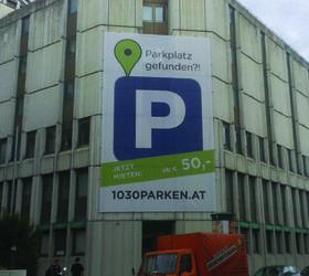Alphasign-Grossflchen-Erdberg-Parkplatz